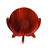 Round Spring Basket