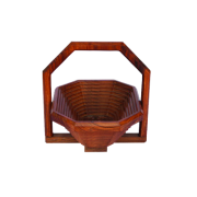 Polygon Spring Basket
