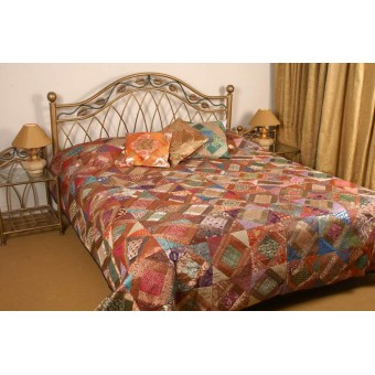 Eastern Look Bed Cover