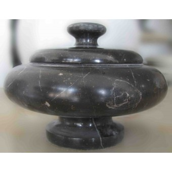 Decorative Black Pot