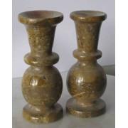 Marble Vases Set