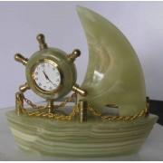 Sailors Desire Clock