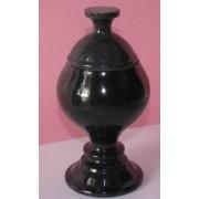 Jet Black Marble Decorative