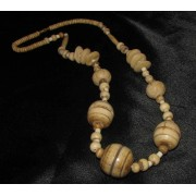 Camel Bone Beads Necklace