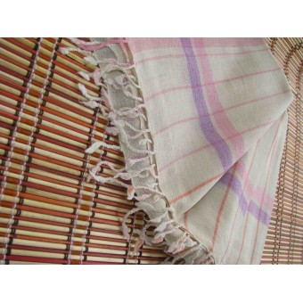 Pashmina Checked Shawl