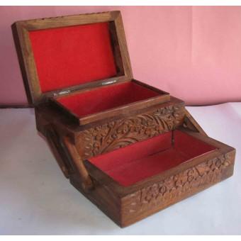 Two Step Jewelry Box