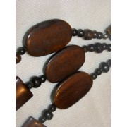 Three Layer C-Necklace