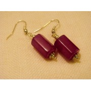 Synthetic Agate Earings-2